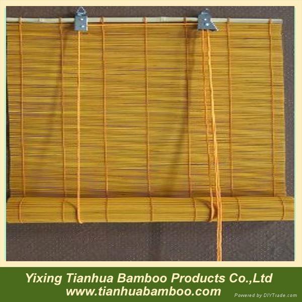 Bamboo blind 2