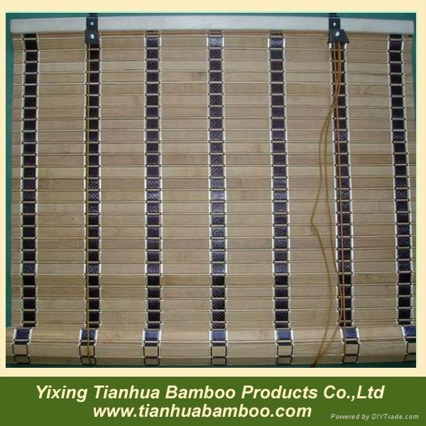 Bamboo blind 3
