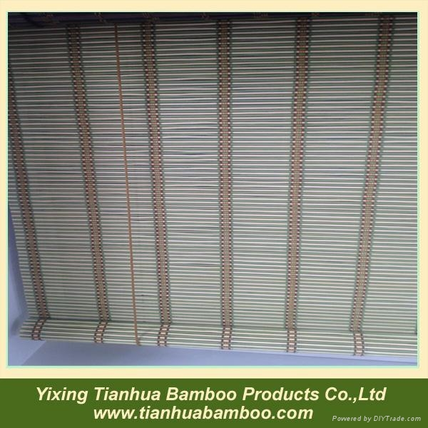 Wholesale bamboo blind curtains shade 2