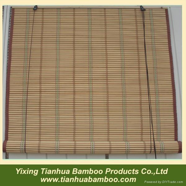 Sunshading indoor bamboo useful blind 2
