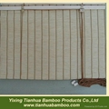 Enviroment protecting bamboo roller