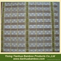 100% nature bamboo blind furniture supplier 2