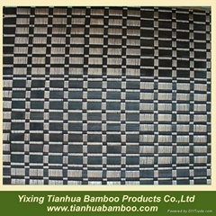 Eco-friendly good quality bamboo blind manufacturer