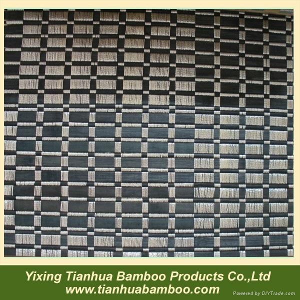 Nature woven bamboo blind 4