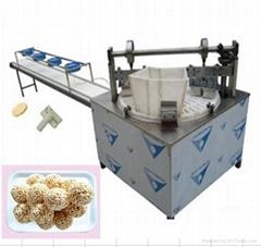 Puffed Rice Ball Making Machine
