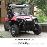4-Stroke Single-Cylinder UTV 200cc Factory