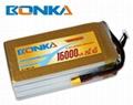 : Bonka-16000mah-6S1P-25C muticopter