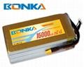 : Bonka-16000mah-5S1P-25C muticopter