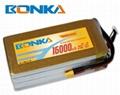 : Bonka-16000mah-3S1P-25C muticopter