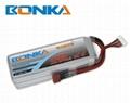 Bonka-5200mah-5S1P-65C RC heli
