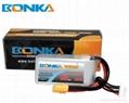 Bonka Power 850mAh 80C 4S1P HV