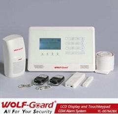 Wireless Zones GSM Alarm