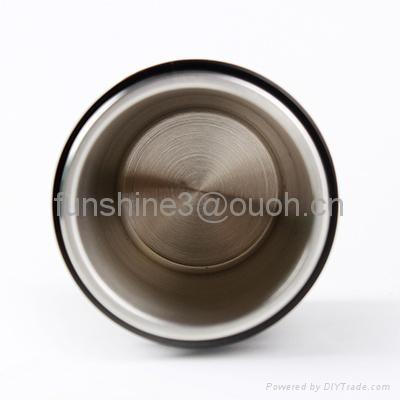 caniam 24-70mm zoomable camera lens double wall coffee mug 3