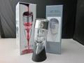2014 New Design! Adjustable Wine Aerator, patented wine decanter 3