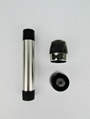 Stainless steel Wine vacuum pump with 2 bottle stoppers 2