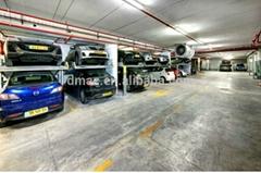 Custom 2 level car lift parking simple car lift parking system