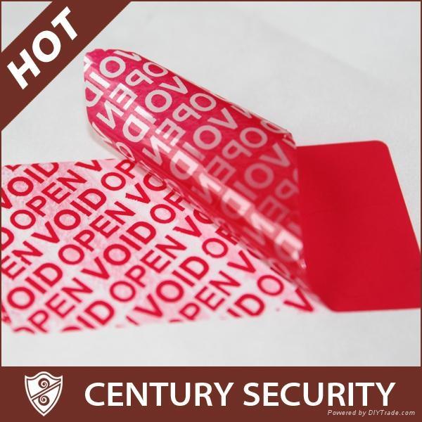 VOID SECURITY LABEL 1