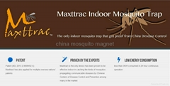 eco-friendly indoor mosquito killer mosquito trap