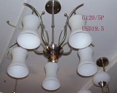 G120/5P pendant lamp