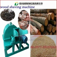 Best quality branded DY-420 Capacity(kg/h)  wood shavings machine/wood chipper