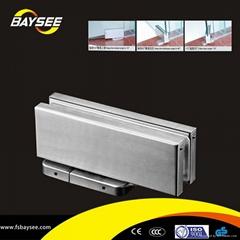 100kgs glass door hydraulic floor springs