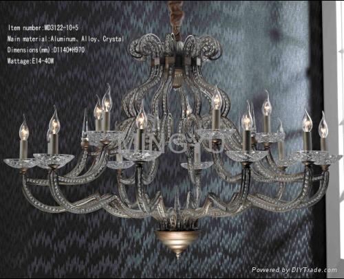 metal pendant lamp lighting 3
