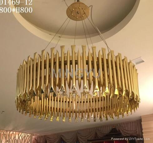 metal pendant lamp lighting 1