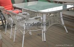 Wicker Outdoor Furniture Sets