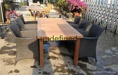 Teak Table&Chair Sets