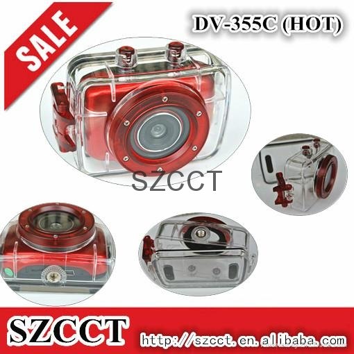 2015 waterproof digital camera sports action camera with lowest price 5