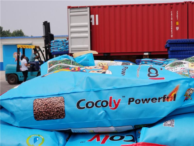 Cocoly seaweed granular water soluble fertilizer 3