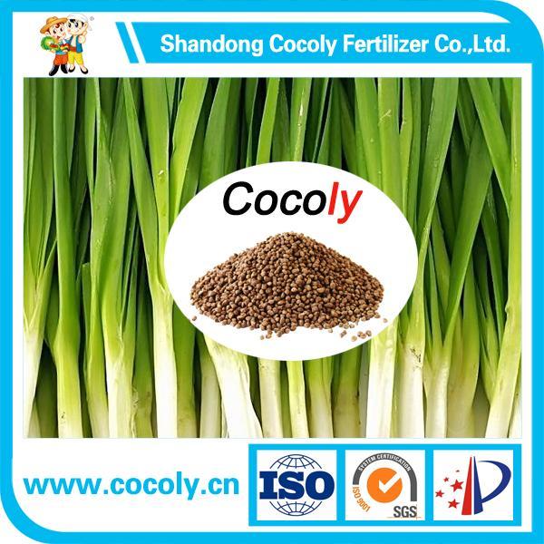 Cocoly organic fertilizer full solubility granular shape 2