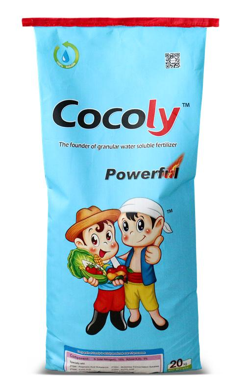 Agriculture fertilizer cocoly water soluble NPK 5