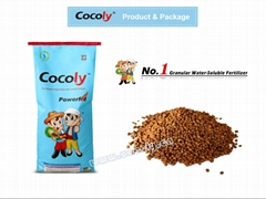 Cocoly Chemical Fertilizer Full Water Solubility China Factory