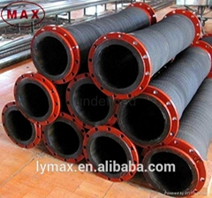 Big Diameter Flexible Used Rubber Suction Hose Pipe