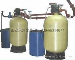 2T/H軟化水設備