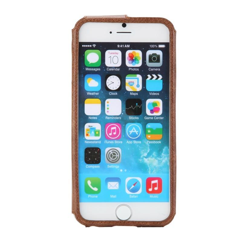 贵族猫Iphone6 头层牛皮手机保护套 1