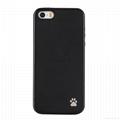 贵族猫苹果5s真皮手机套