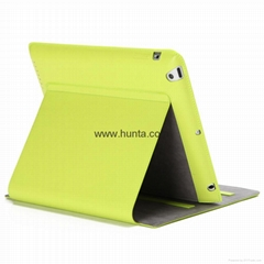 Royal cat Ipad4 Genuine leather case