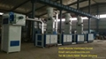 Fabric waste recycling machine for mattress quilt sofa filling 2