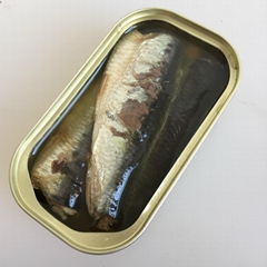125g canned sardines in oil