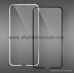 5.5''苹果6 Iphone6 钢化玻璃屏幕保护膜丝印