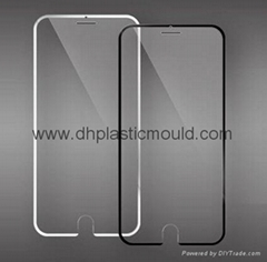 5.5''蘋果6 Iphone6 鋼化玻璃屏幕保護膜絲印