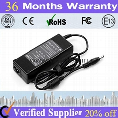 75W replacement AC/DC adapter for toshiba 19V 3.95A  PA-3165U-ACA