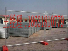 建築用臨時隔離可移動護欄網