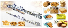 ASPL0024 - Biscuit Product Line(ELECTRIC TYPE)