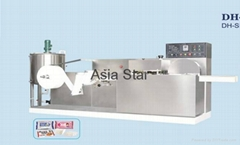 ASPL0049 -  Automatic Wet Tissue Folding Machine