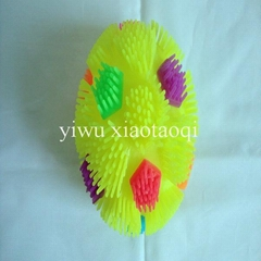 colorful ball, puffer ball, inflatable toy for kids