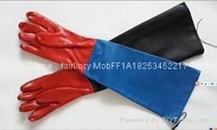 60cm接袖手套