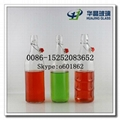 1000ml glass soda bottle/ glass juice bottle/1L glass beverage bottle